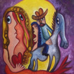 Mermaid / Sirena by Jose Fuster