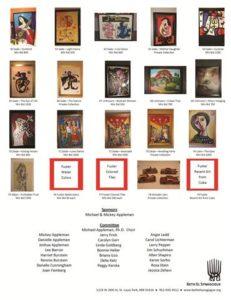Cuban Art Event Program #4