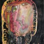 Picassian Face / Rostro Picassiano by Jose Fuster