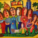 The Havana People / Gente de la Habana by Jose Fuster