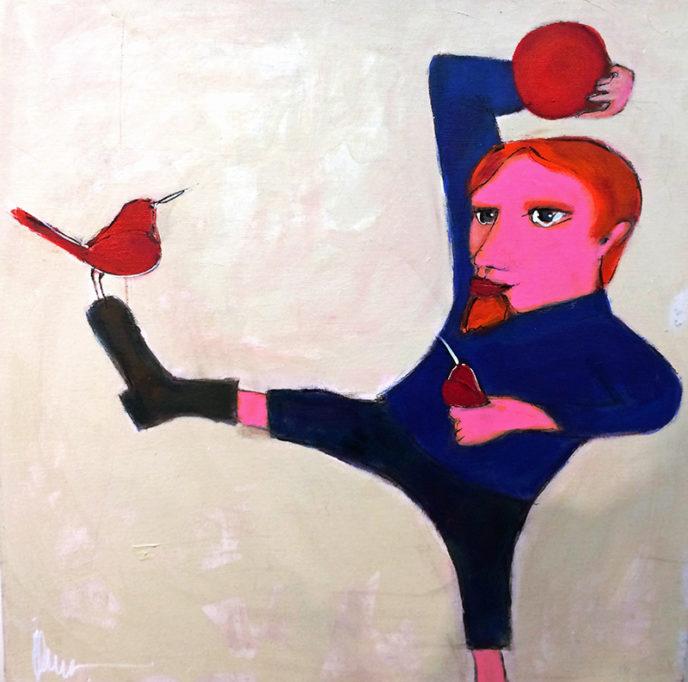Interaction / Interaccion by  Herson - Israeli Artist