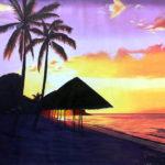 Sunset Paradise / La Puesta del Sol del Paraíso by unknown