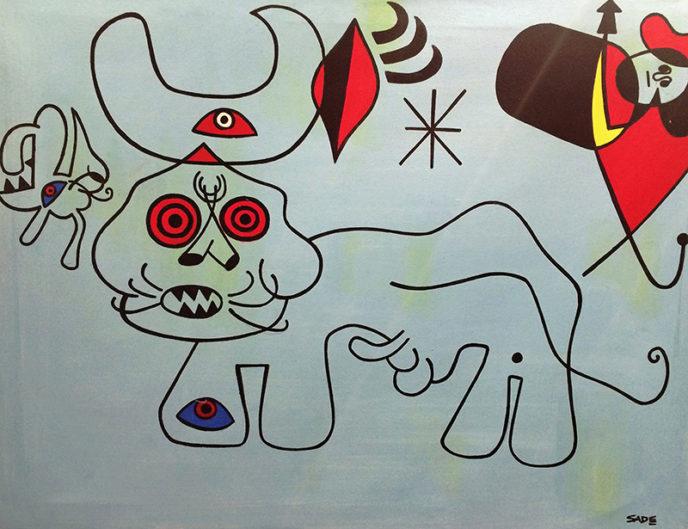 Cuban Bull / Toro Cubano by Sade