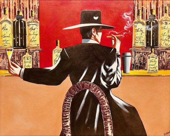 The Good Smoke / El buen humo by Toranso