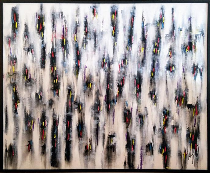 Cuban Abstract / Resumen Cubano by Allain