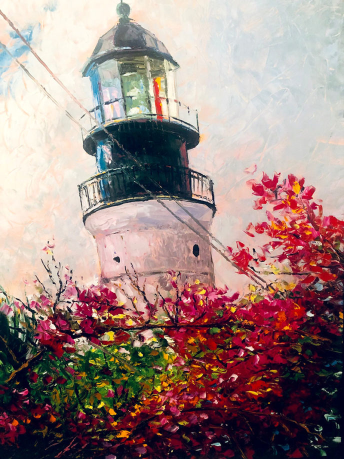 Lighthouse / Faro by Maikel
