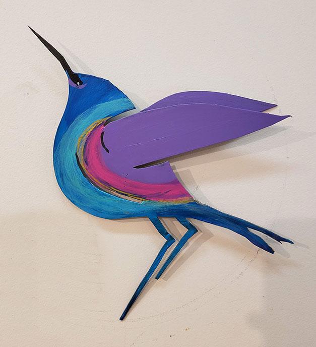 Herson Bird 2 /  by Herson - Israeli Artist
