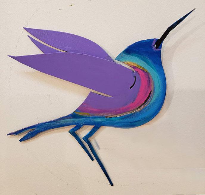 Herson Bird 3 /  by Herson - Israeli Artist