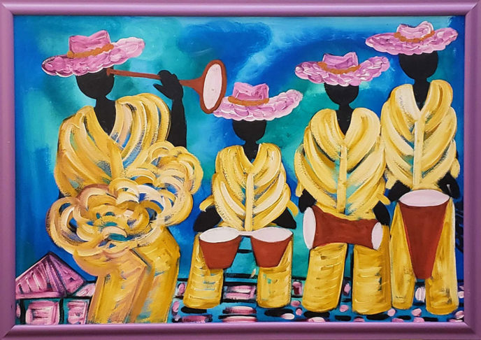 Cuban Band / Banda Cubana by unknown